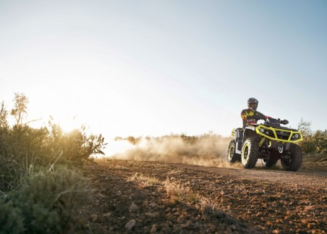 CAN-AM ELEVATES OFF-ROAD ADVENTURE WITH INGENIOUS UPGRADES TO 2019 ATV AND SIDE-BY-SIDE VEHICLES