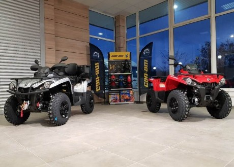 ROBETA D.O.O. - NEW OFFICIAL DEALER OF BRP PRODUCTS IN THE CARINTHIAN REGION IN SLOVENIA