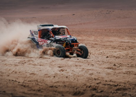 BRP'S CAN-AM MAVERICK SIDE-BY-SIDE VEHICLE WINS THE DAKAR RALLY AGAIN