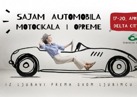 FAIR OF CARS, MOTORS AND EQUIPMENT, PODGORICA
