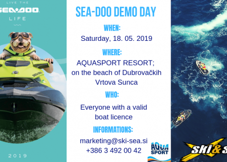 SEA-DOO DEMO DAY - DUBROVNIK