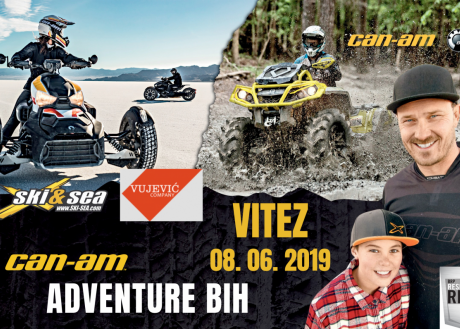 CAN-AM ADVENTURE BIH; VITEZ