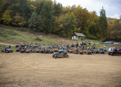 Meeting of quads in Šentvid pri Stični broke the records