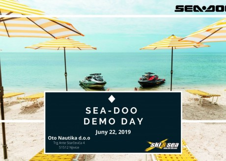 SEA-DOO DEMO DAY HRVATSKA, NJIVICE