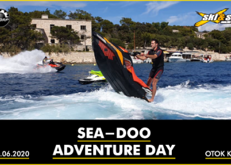 SEA-DOO ADVENTURE HRVAŠKA